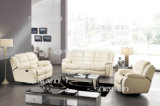 Living Room Furniture Recliner Soft Leather Sofa (801)