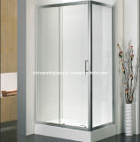 10mm Clear Tempered Glass Shower Door with CE Approved