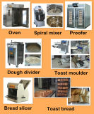 Complete Bread Production Line/Bread Baking Line to Make The Loaf Toast Bread