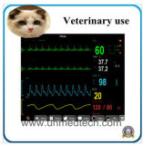 TFT Display Vet Portable Patient Monitor for Veterinary Medical Equipment