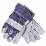 Labor Safety Leather Work Welding Gloves, Welding Gloves