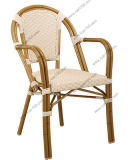 Best Rattan Bistro Chairs French Style Furniture (BC-08015)