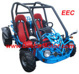 150CC EEC Shaft Drive Go Kart with Differential Gear