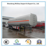 China 40000L Fuel Oil Tanker Semi Trailer Manufacturer