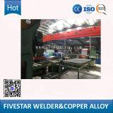 Steel Drum Metal Sheet Flattening Machine with Decoiler