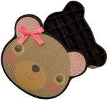 Little Bear Shape Paper Box (YY--B0024)