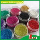 Multi Colors Pet Glitter Powder for Nail Decoration