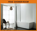 Pivot Bathtub Shower Enclosure Simple Shower Room Bathroom Cabin