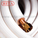 1/2′′ Insulation Copper Tube for Refrigeration