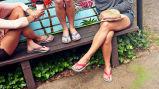 2017 EVA Ladies Summer Wedges Flip Flops Women Slippers