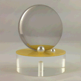 1.59 Polycarbonate S/F Progressive HC Lens