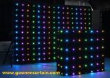 Indoor Decoration LED Curtain Light/LED DJ Curtain