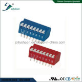 DIP Switch Profile Button Straight Type