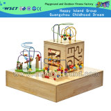 Wooden Fancy Beaded Game Educational Toy for Kid (HD-16905C)