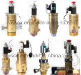 FM 200-Fire Suppression System-Electromagnetic Container Valve