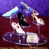 Wholesale Acrylic Shoe Store Display Racks