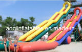 Inflatable Water Slide Beach Slide for Sale (AQ3548-2)