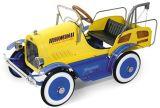Kids Metal Pedal Car 8017-B1