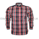 Dri Fit Banded Collar Polo Dress Shirts (ELTDSJ-69)