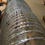 Razor Barbed Wire Fence (single coil or cross coil)