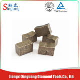 M Shape Diamond Tools Cutting Segments and Blades for Granite