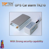 Wireless Car Alarm/GPS Vehicle Tracker with Car Remote Starter, APP Online Tracking (TK210) -Wl