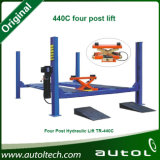 Hydraulic Car Lift 440c Four Post Lift Total Weight Can Choose