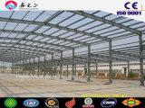 Steel Structure Building Material, Steel Frame, Steel Column & Beam (JW-16231)
