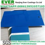 Electrostatic Spray Blue Color Ral5017 Powder Coating