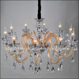 High Quality Glass Chandelir Lighting for Hotel or Home Application