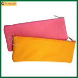 2016 Fashion Small Canvas Zipper School Pencil Bag (TP-PCB005)