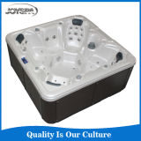 Wholesale Price 7 Person Balboa Outdoor Red Tub SPA - -Jy8015 (factory)