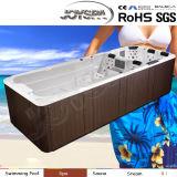 Retangular Low Price Massage SPA Outdoor SPA Swim SPA Jy8601
