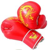 Best Selling Boxing Glove, Cowhide Leather Boxing Glove (LDXU-1302)
