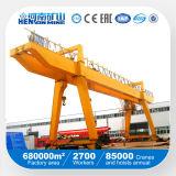 35t Double Girder Gantry Crane for Marble Plant