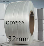 Provide 32mm Polyester Composite Strap / Cord Strap / PP Packing Strap