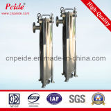 Single Bag Stainless Steel Filter Housing Water Treatment Equipment