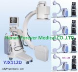 High Frequency Mobile Digital C-Arm System Angiography X Ray System