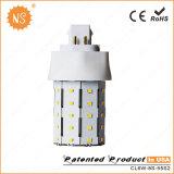 CE RoHS SMD2835 700lm 6W LED Plug Lamp