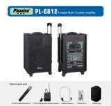 Portable Wireless PA Amplifier System Power Box Pl-6612