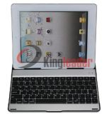 "Bluetooth Leather Case Keyboard for 9.7"" Tablets- (KL-BK06)"
