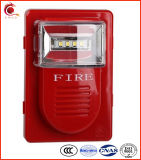 Conventional Fire Alarm Strobe Sounder Horn Strobe Flash and Sounder