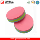 Round Sticky Note Cartoon Magentic Sticky Note Pad