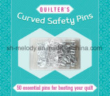 Humanized Design Quilter′s Curved Satety Pins