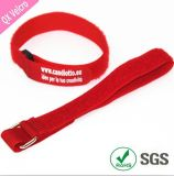 Self-Locking Nylon Shape Strap Hook & Loop Cable Tie