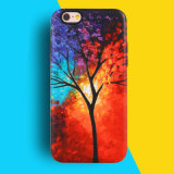 Full Printing Emboss Beast Face Series Colorful 3D Sublimation TPU+PC Phone Case