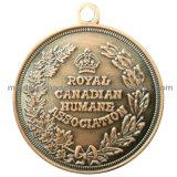 Customized Corolla Content Medallion & Antique Plating