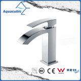 Sanitary Ware Brass Chromed Bathroom Basin Tap (AF6018-6)