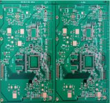 2 Layer Immersion Gold PCB for Smart Home Electronics
