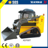 Xd700t 700kgs Tracked Skid Steer Loader Crawler Loader